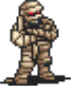 Giant Mummy King (Fast) Sprite