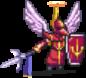 Angel Knight (Red) Sprite
