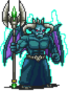 Demon Mage Sprite