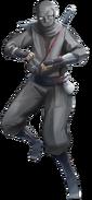 Ninja (Unit) Render