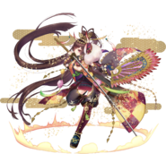 Hibari AW2v2 Render