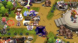 Millennium War Aigis - Fourth Popularity Assault Mission ( Arsene) AFK