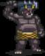 Black Oni (Youkai) Sprite