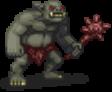 Black Ogre Sprite