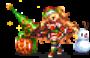 Charlotte (Christmas) AW Sprite