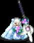 Alicia (Bride) Death Sprite