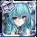 Aquamarie Icon