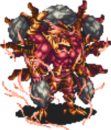 Divine Beast Hecatoncheir (Red) Form 2 Sprite