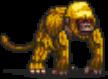Golden Ape Sprite
