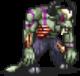 Zombie Minotaur Sprite