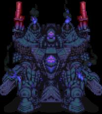 Deus Ex Machina (Black) Form 2 Sprite