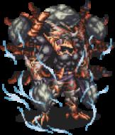 Divine Beast Hecatoncheir (Black) Form 2 Sprite