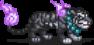 Black Tiger Sprite