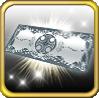 Platinum Exchange Ticket Icon