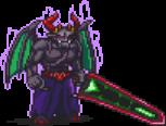 Archdemon Swordsman Sprite