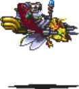 Goblin Flying Puppet (Queen) Sprite