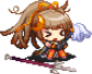 Chibi Matsuri Death Sprite