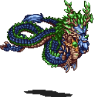 Divine Beast Seiryuu Sprite