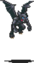 Black Gargoyle Sprite