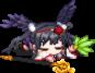 Chibi Konoha Death Sprite