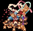 Ryuryu (Valentine's) AW Sprite
