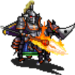 Magic Armored Spearrider Sprite