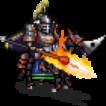 Magic Armored Spearrider Sprite