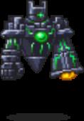 Aerial Iron Golem Sprite