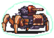 Red Small Security Machine Sprite