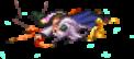 Fuuka AW2 Death Sprite