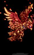 Divine Beast Suzaku Sprite