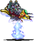 Goblin Flying Puppet (Mecha Queen) Sprite