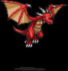 Red Drake Sprite