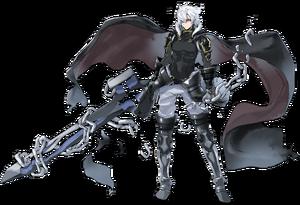 White Emperor Render