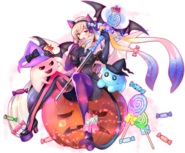 Karma (Halloween) AA AW2v1 Render