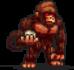 Ape (Stone Thrower) Sprite