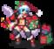 Cypria (Christmas) CC Sprite