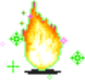 Large Fire Elemental Sprite