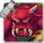 Red Flying Demon (Cannon) Icon
