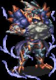Divine Beast Hecatoncheir (Blue) Sprite