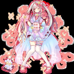 Anna (Idol) Render
