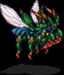 Flying Killer Mantis Sprite