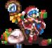 Alissa (Christmas) AW Sprite