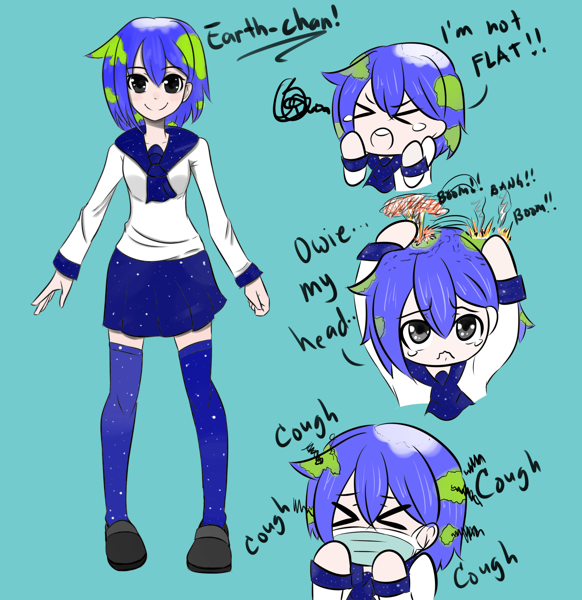 User BlogCentralBro Earth Chan