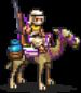 Desert Gunrider Sprite