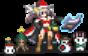 Solano (Christmas) Sprite
