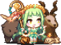 Chibi Maple Sprite