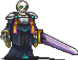 Greater Lich Swordsman Sprite