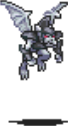 Armored Gargoyle Sprite