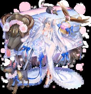 Diera (Bride) Render